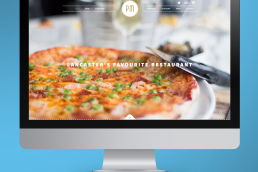 Pizza Margherita, Bucket and Spade Marketing
