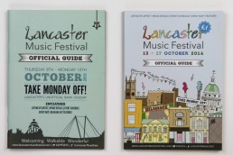 Lancaster Music Festival, Bucket and Spade Marketing