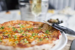 Pizza Margherita, Bucket and Spade Marketing