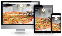 Pizza Margherita, Bucket and Spade Marketing, Web Design Lancaster