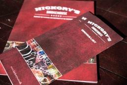 Hickorys Smokehouse, Bucket and Spade Marketing