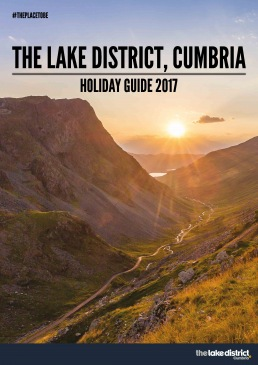 the lake district cumbria holiday guide 2017 bucket and spade marketing creative marketing and design agency based in lancaster