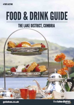 Cumbria Food and Drink guide 2016, Bucket and Spade Marketing, Creative marketing and design agency Lancaster