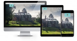 Birkdale House Website, Bucket and Spade Marketing, Web Design Portfolio