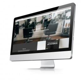 Jan Kent Website, Bucket and Spade Marketing