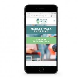 Market Walk, Bucket and Spade Marketing